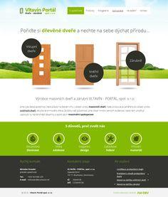 www.vltavin-portal.cz #webdesign