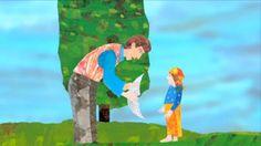 In dit filmpje is de geanimeerde versie te zien van het prentenboek 'Kasper de timmerman' te zien.