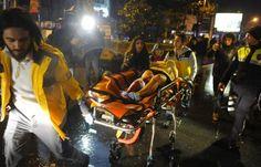 اخبار اليمن : فيديو يوثق لحظة الهجوم الذي استهدف ملهىً_ليلياً_باسطنبول وقتل فيه 39شخصاً بينهم 14سعودياً (شاهد)