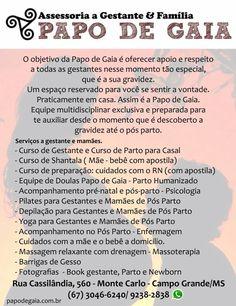 Conheça a Papo de Gaia