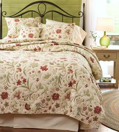 Apple Tree Organic Flannel Duvet Cover Amp Sham Furniture