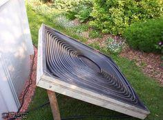 DIY Solar Pool Heater - Rob A's (Im)personal Blog