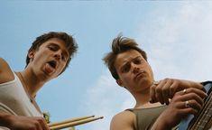 Just Beautiful Men, Pretty Men, Pretty Boys, Banks, The Pogues, Paradise On Earth, Film Serie, Skateboard Art, Kitesurfing