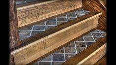 Best Oak Steps And Risers Custom Wood Floors Inc Red 640 x 480