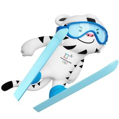 PyeongChang will host the XXIII Olympic Winter Games, Feb. Find voting results and all the latest news as South Korea prepares for the Games. 2018 Winter Olympic Games, 2018 Winter Olympics, Usa Olympics, Winter Games, Middle School Fashion, Olympic Mascots, Go Usa, Shaun White, Ski Jumping