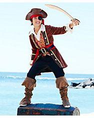 captain skullduggery...