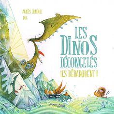 Les dinos décongelés - ils débarquent ! - Jungle - Evenements - Marmaille et compagnie - Livres jeunesse