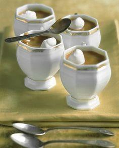 Caramel Pots de Creme - Martha Stewart Recipes