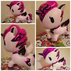 DIY Unicorno Contest- Melody, entry# 114 #tokidoki #Unicorno #Unicorn