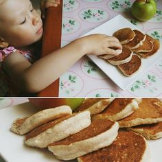 Toddler Meals, French Toast, Bread, Breakfast, Recipes, Food, Meal, Rezepte, Essen