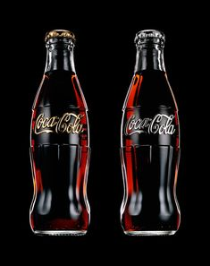 —Limited Edition Daft Punk Coca Cola bottles