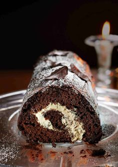 Treat your loved ones to this indulgent chocolate sponge with mocha cream filling. Make sure you leave room for this one because you will definitely want seconds...