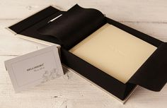 Bellissimo Fine Art Packaging. The perfect complement to our most tactile album.