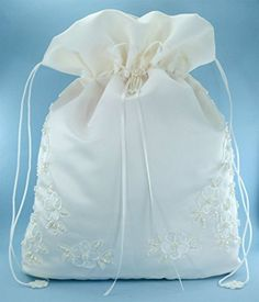 Satin Bridal Wedding Money Bag - Large Size with Pearl-Embellished Floral Lace for Receiving Envelops, Dollar Dance, Bridal Purse, and Other Special Occasions null http://www.amazon.com/dp/B015M3C03Y/ref=cm_sw_r_pi_dp_8Ogiwb0812BV0