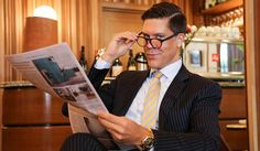 Fredrik Eklund: On Real Estate Trends And Red Flags