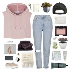 """""""you take me high just to bring me down"""" by ruthaudreyk ❤ liked on Polyvore featuring adidas, Topshop, Torre & Tagus, Maison Scotch, NARS Cosmetics, Aesop, Pier 1 Imports, Korres, Steve Madden and Christy"""