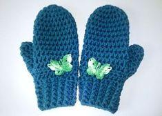 návod na háčkované palčáky Wool Gloves, Crochet Gloves, Mitten Gloves, Mittens, Knitting, Winter, Handmade, Bikini, Fashion