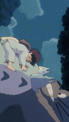 Studio ghibli,my neighbor totoro,hayao miyazaki Studio ghibli, mi vecino totoro, hayao miyazaki Hayao Miyazaki, Studio Ghibli Art, Studio Ghibli Movies, Animes Wallpapers, Cute Wallpapers, Film Animation Japonais, Personajes Studio Ghibli, Japon Illustration, Image Manga