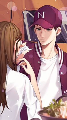 Manga Couple Otome game Loved by King Bs Zack Snyder normal date 2 Anime Couples Drawings, Anime Couples Manga, Cute Anime Couples, Anime Manga, Anime Guys, Cute Couple Art, Anime Love Couple, Manga Couple, Cute Love Stories