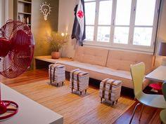 Sala do primeiro apartamento: veja ideias moderninhas para decorar - Dicas - Casa GNT