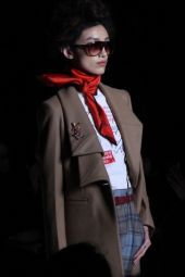 Lesmads: London Fashion Week: Vivienne Westwood Autumn/Winter 2012/2013