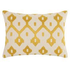 Buy John Lewis Fusion Ikat Cushion Online at johnlewis.com