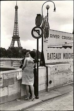 Paris 1967 by Henri Cartier-Bresson