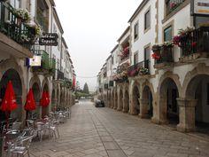 Portomarín, Galicia #CaminodeSantiago