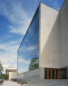 Turku central library, JKMM Architects