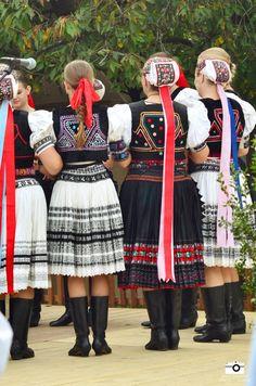 Dobrá Niva village, Podpoľanie region, Central Slovakia.