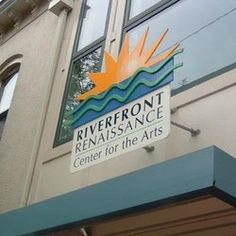 Riverfront Renaissance Center For The Arts in Millville, NJ #jerseyarts #myhometown