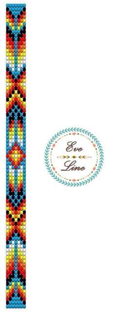 Elle Bijoute 40 Et Mes Deux Mains Beadwork Pinterest Loom Amazing Free Printable Bead Loom Patterns