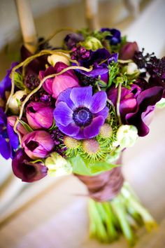 25 Stunning Wedding Bouquets - Part 14 - Belle The Magazine