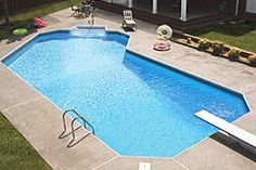 Having a pool sounds awesome especially if you are working with the best backyard pool landscaping ideas there is. How you design a proper backyard with a pool matters. Backyard Plan, Backyard Pool Landscaping, Swimming Pools Backyard, Swimming Pool Designs, Garden Pool, Landscaping Ideas, Pools Inground, Acreage Landscaping, Lap Pools