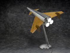 """Spaceship modello comics anni """"50."""