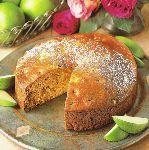 Kruidige appelcake