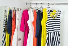 Tipos de cabides certos para cada tipo de roupa