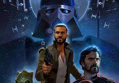 """Endlich wurde ein neues Rollenspiel im Star-Wars-Universum angekündigt, das erzählt, was nach den Ereignissen von """"Die Rückkehr der Jedi-Ritter"""" geschieht! Aber Gott ist grausam, denn es ist ein Mobile Game...  https://gamezine.de/star-wars-uprising-ein-neues-rollenspiel-fuer-smartphones.html"""