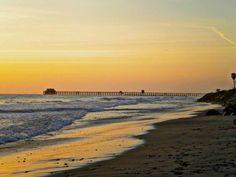 Oceanside Pier  By Carmela Briggs