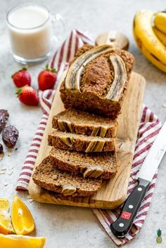 A healthy and guilt-free banana bread that is sweetened with dates, vegan, free of gluten, refined sugar, and oil but definitely not lacking in flavor or decadence! This is definitely a must-try recipe!