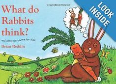 What Do Rabbits Think? by Brian Reddin and Woody Fox - In Print Only