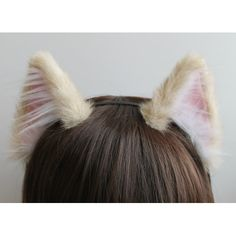 Cosplay Realistic Cat Ears (NEW!) - Kitten's Playpen and like OMG! get some yourself some pawtastic adorable cat apparel! Crazy Cat Lady, Crazy Cats, Umibe No Onnanoko, Looks Kawaii, Mode Kawaii, Style Steampunk, Kittens Playing, Ear Headbands, Cat Ears Headband
