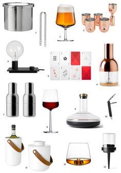 Tipy na vánoční dárky pro muže | DesignVille Polyvore