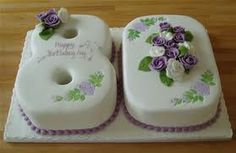 80 th birthday cake - Google Search