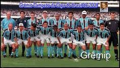 CAMPEÃO DA COPA DO BRASIL EM 2001