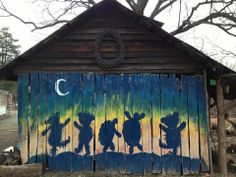 Grateful Shed ... in bigfoot county? This is pretty great.