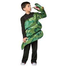 Child's Anaconda Costume - One Size Fits Most