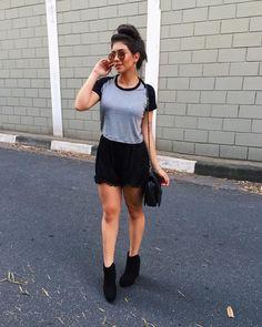 """Flavia Pavanelli no Instagram: """"Basiquinho com as cores que quase nem gosto né... Apaixonada por todas as peças que chegaram da @lojawearever aqui em casa, tudo minha cara!"""""""
