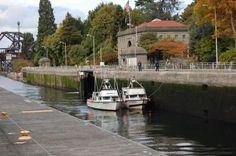 Ballard boats and locks - Urban?
