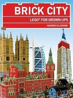 Brick City: LEGO for Grown-ups